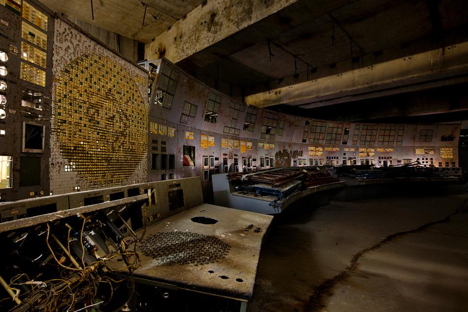 60min iki avarijos Černobylis